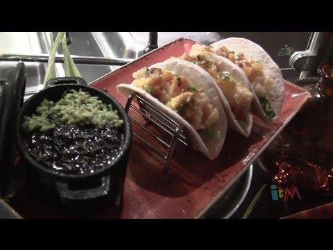 Antojitos Mexican restaurant at Universal Orlando CityWalk tour at grand opening