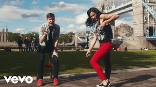 Matt and Kim - Hey Now (UK Version)