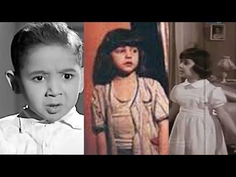 أطفال لن ينساهم جمهور السينما المصرية...شاهد ماذا حدث لهم...!!