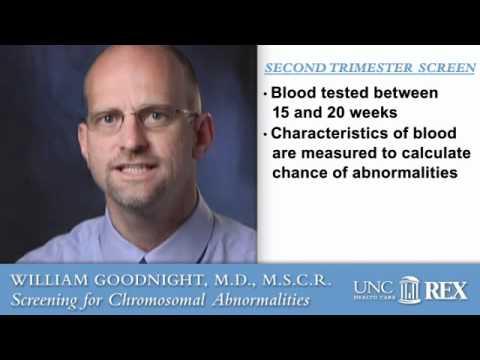 Screening For Chromosomal Abnormalities