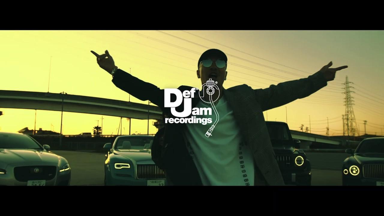 AK-69 -「Bussin' feat. ¥ellow Bucks」(60sec Trailer)from New Album「LIVE : live」