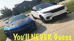 Insurance For 2 New Cars At 21 Years Old!! (V8 Camaro/Range Rover)