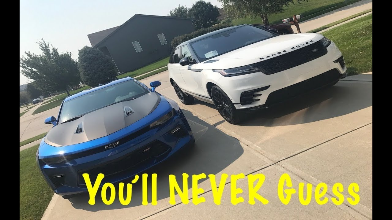 Insurance For 2 New Cars At 21 Years Old V8 Camaro Range Rover