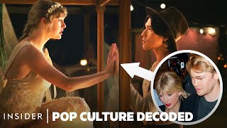 Everything You Missed In Taylor Swift's 'Willow' Video | Pop Culture Decoded