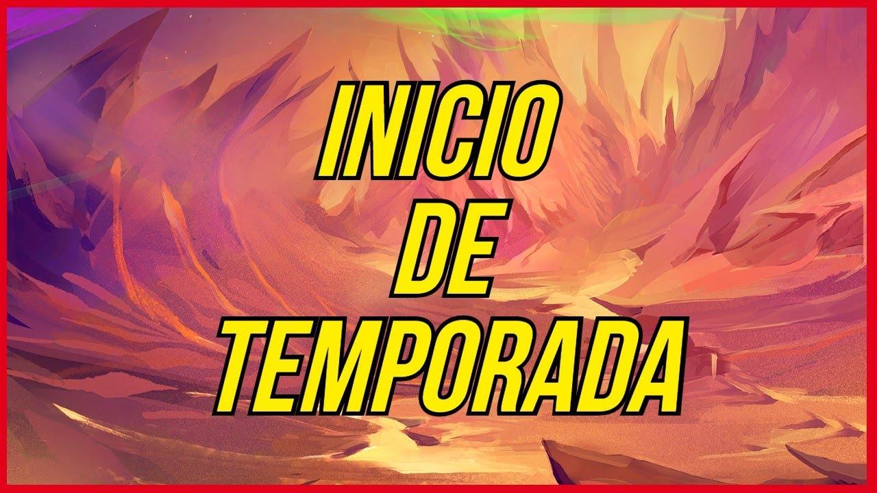 INICIO DE TEMPORADA || CENIZAS DE TERRALLENDE || 2020 ||