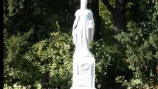 Königin Luise von Preussen - Das  Magdeburger Denkmal - Queen Louise of Prussia