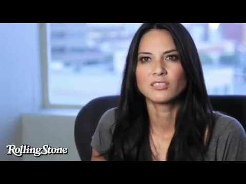 Olivia Munn: Behind The Scenes