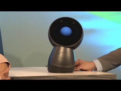 Meet Jibo: The Social Robot of the Future