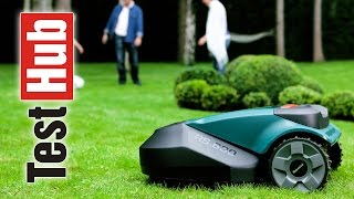 Robomow robot koszący - autonomiczna kosiarka - Test - Review - Recenzja - Prezentacja PL
