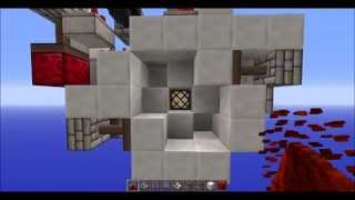Smallest Possible 3x3 lamp Dual Corner Door! Thumbnail