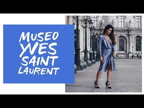 Museo Yves Saint Lauren 👗 🖼️