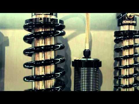 Fabtech Dirt Logic Shocks Review - SEMA 2014