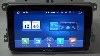 Pumpkin RQ069E the best android car stereo full review