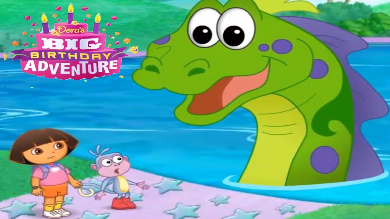 Dora The Explorer - Doras Big Birthday Adventure (Arcade-Style › 3 ...