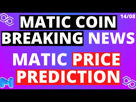 MATIC Price Prediction | Polygon MATIC Coin Price Prediction | Crypto news today | Cryptocurrency