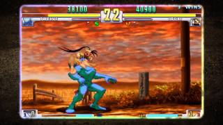 Street Fighter III Third Strike Online Edition E3 Trailer