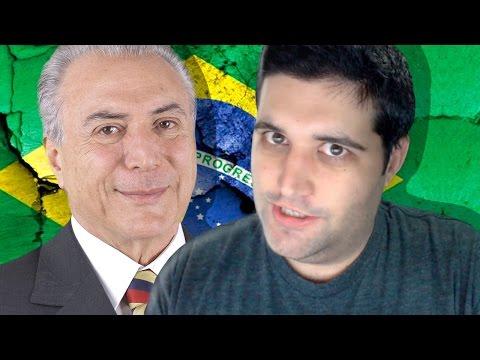 TEMER E O FIM DO BRASIL