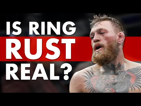 MMA on point on YouTube looked at the stats to see if ringrust is a 'real' phenomenon