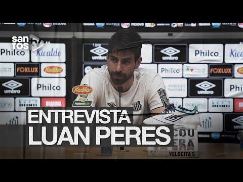 LUAN PERES | ENTREVISTA (14/11/20)