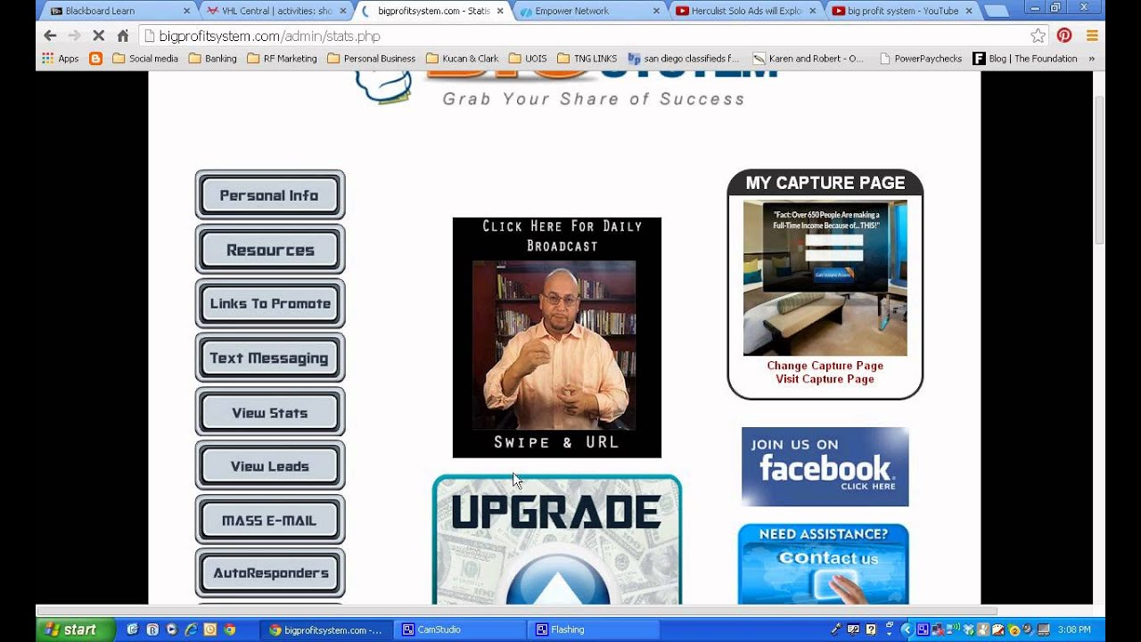 watch the profit online for free