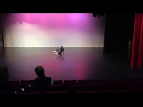 Spider Solo Choreographed by Fran Beaumont at The Hammond School