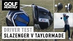 £50 vs £479 Driver Test I Slazenger vs TaylorMade I Golf Monthly