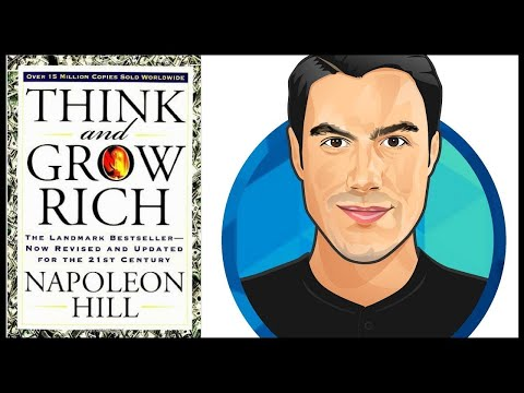 10 Best Ideas | THINK AND GROW RICH | Napoleon Hill | Book Summary