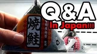 (Big) Lunchtime Q&A in Japan w/ Matt Stonie!!!