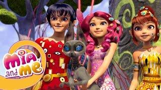 Мия и Я - 1 сезон 8 серия - Выходной Зигго | Мультики для детей про эльфов, единорогов