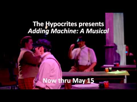 Adding Machine: A Musical All Day Long