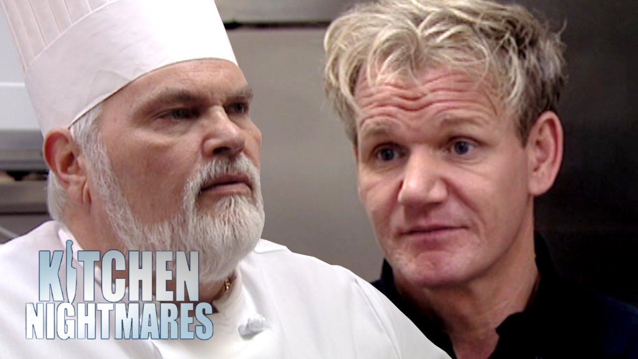 "Restaurant Kitchen Jokes you're a joke"" - kitchen nightmares - youtube"