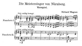 видео Richard Wagner «Die Meistersinger von Nürnberg»