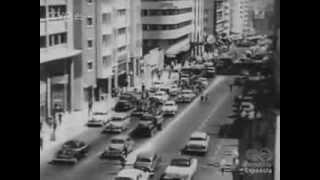 Inauguración de obras en Caracas - Marcos Pérez Jiménez (1954)