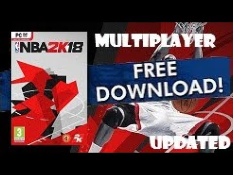 Download NBA 2K18 Free + Full Game Crack for PC [ONLINE]