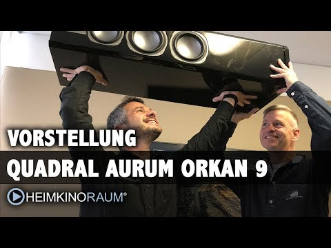 Vorstellung: Quadral AURUM Orkan 9 Lautsprecher