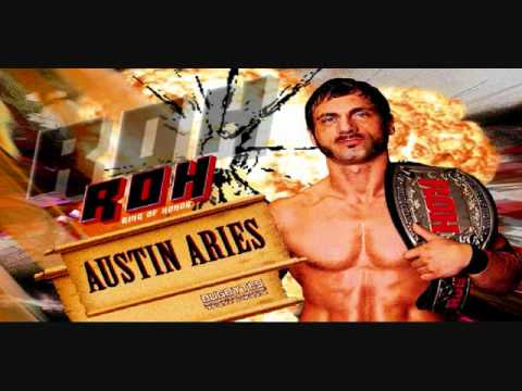 """Austin Aries ROH On HDNet Theme """"Black Wednesday"""" by Terry Devine-King"""