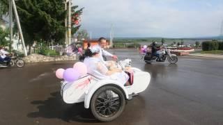 Мото Свадьба г.Мамадыш Ильнур и Айгуль 01.07.17
