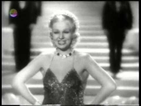"""In meinen weißen Armen - GITTA  ALPAR live in """"Ball im Savoy"""" (1935) Film"""