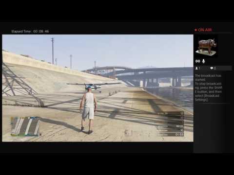 Gta online fun an stunt race
