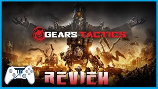 Gears Tactics Review (Video Game Video Review)