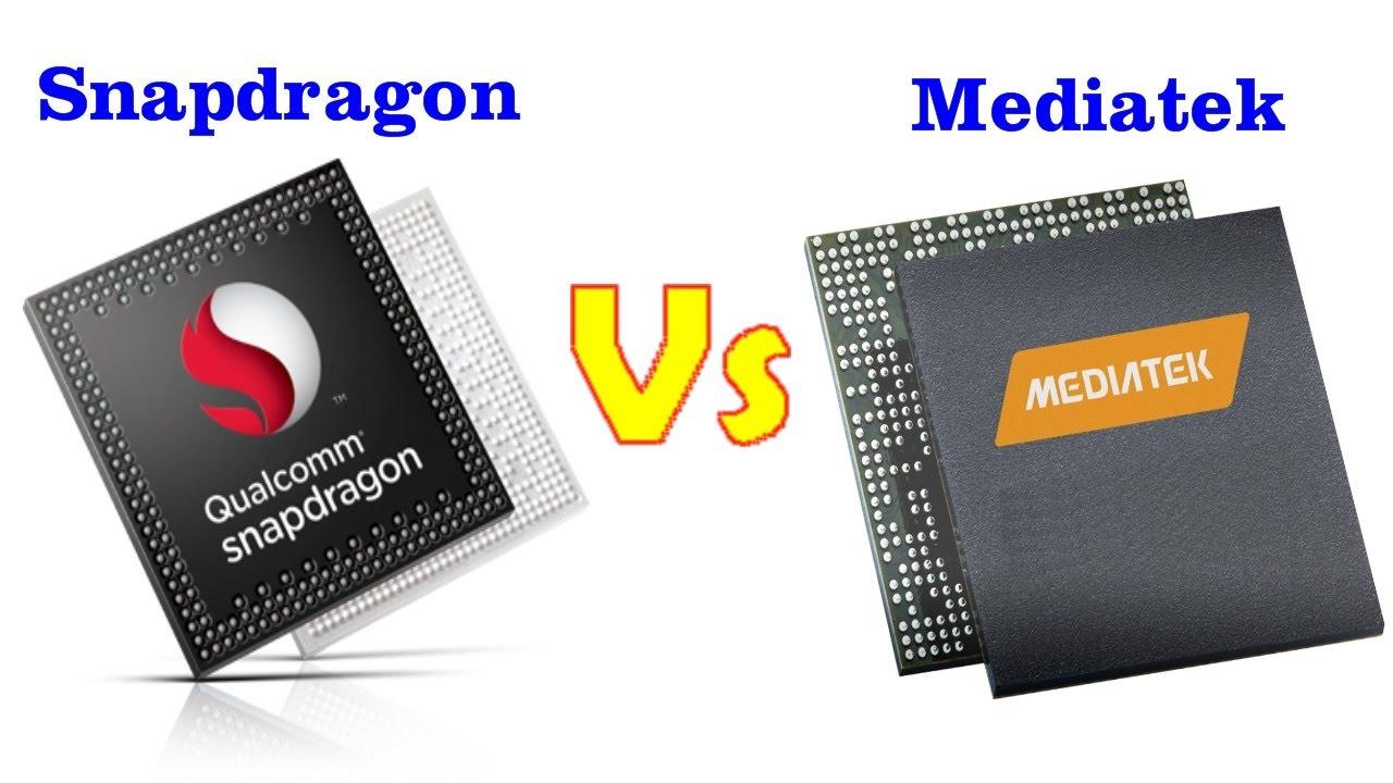 Resultado de imagen para MediaTek vs qualcomm vs samsung