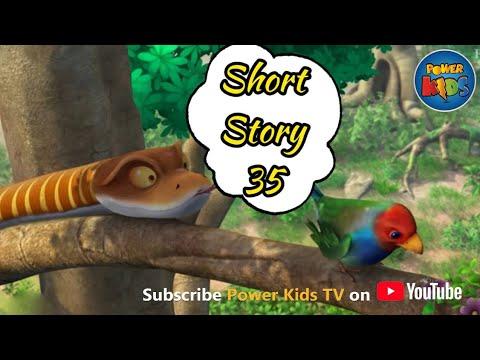 Jungle Book Short Story Part 35