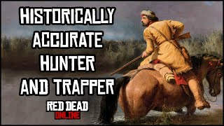 How to Create a Histoŗically Accurate Hunter & Trapper in Red Dead Online