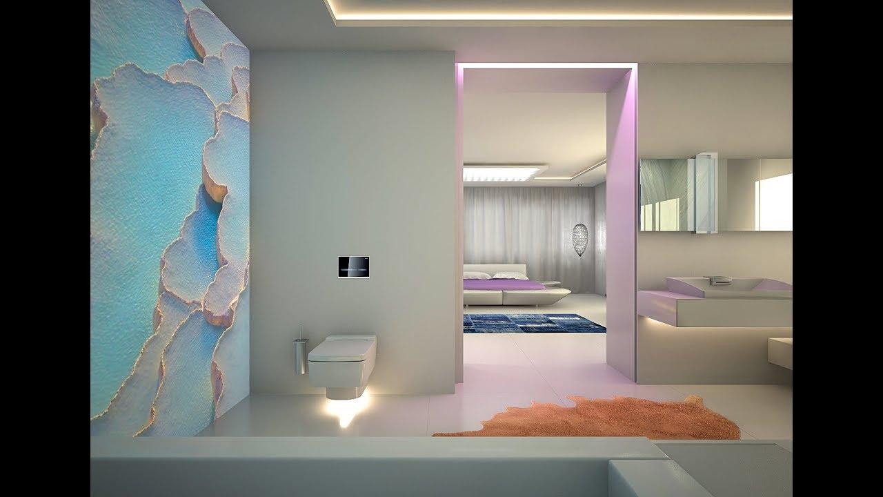 Raumgestaltung und Innenarchitektur Luxus Spa, Bad  & Raumdesign