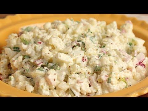 Low Carb Cauliflower 'Potato' Salad | Ep.1265