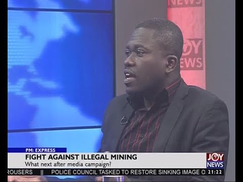 Fight Against Illegal Mining - PM Express on Joy News (6-7-17)