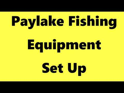 Basic Paylake Set, Feel Free To Use Your On Techniques