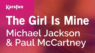 Karaoke The Girl Is Mine - Michael Jackson *