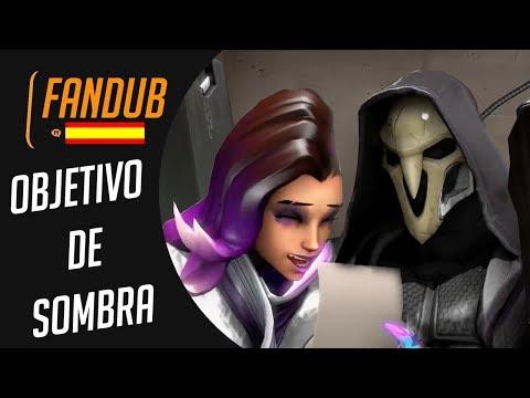 EL OBJETIVO DE SOMBRA [OVERWATCH ANIMACION] FANDUB ESPAÑOL thumbnail
