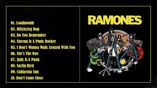 Ramones Greatest Hits Full Album 2020 - Best Songs of Ramones - The Best Of Classic Rock Of All Time